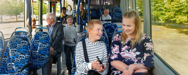 Länsilinjat Finlayson kaupunkibussi